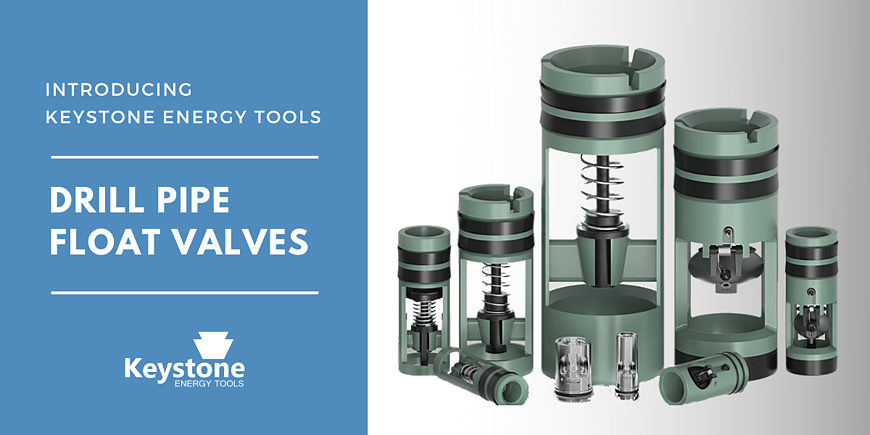Drill pipe float valves - Keystone energy