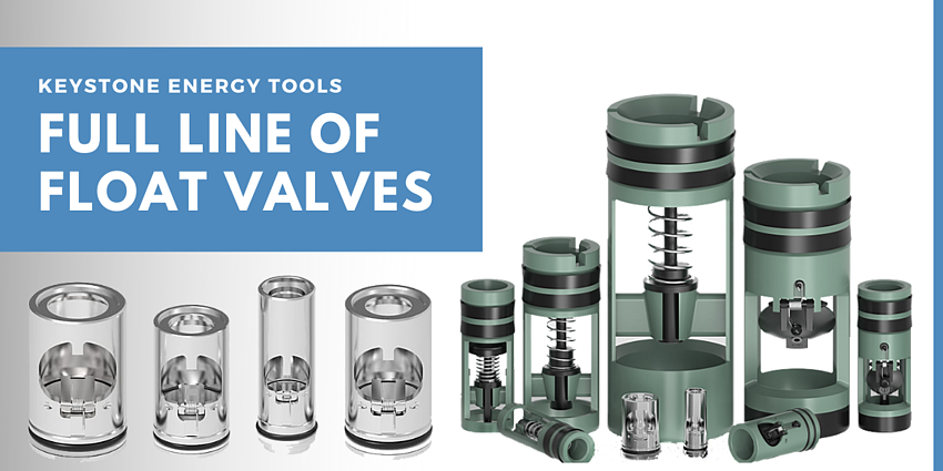 Say Hello To Keystone's Full Line of Float Valves
