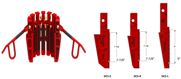 "KET ""DCS"" Type Drill Collar Slip"