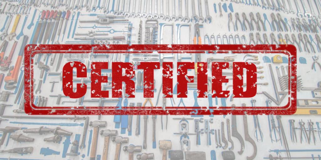 API Certified Tools Keystone Louisiana